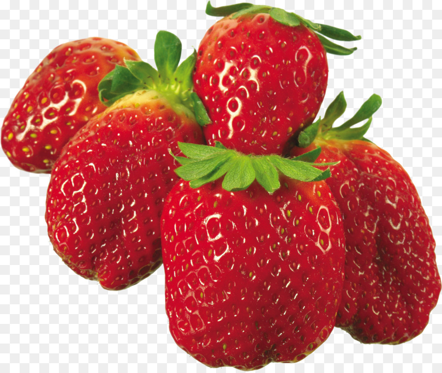 fresas png clipart Strawberry