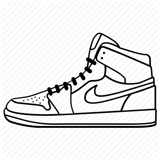 Nike Drawing clipart , White, Black, Product, transparent