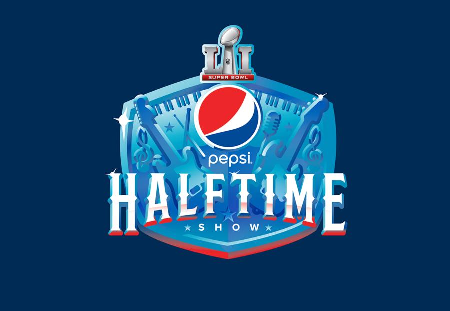 super bowl halftime show logo clipart Super Bowl LI halftime show Super Bowl LII halftime show Super Bowl 50 halftime show