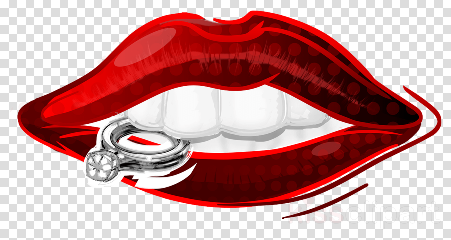 lips biting png clipart Lip Clip art