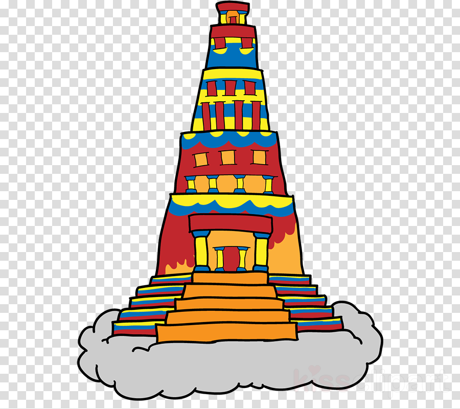 cone clipart Christmas tree Tower Clip art