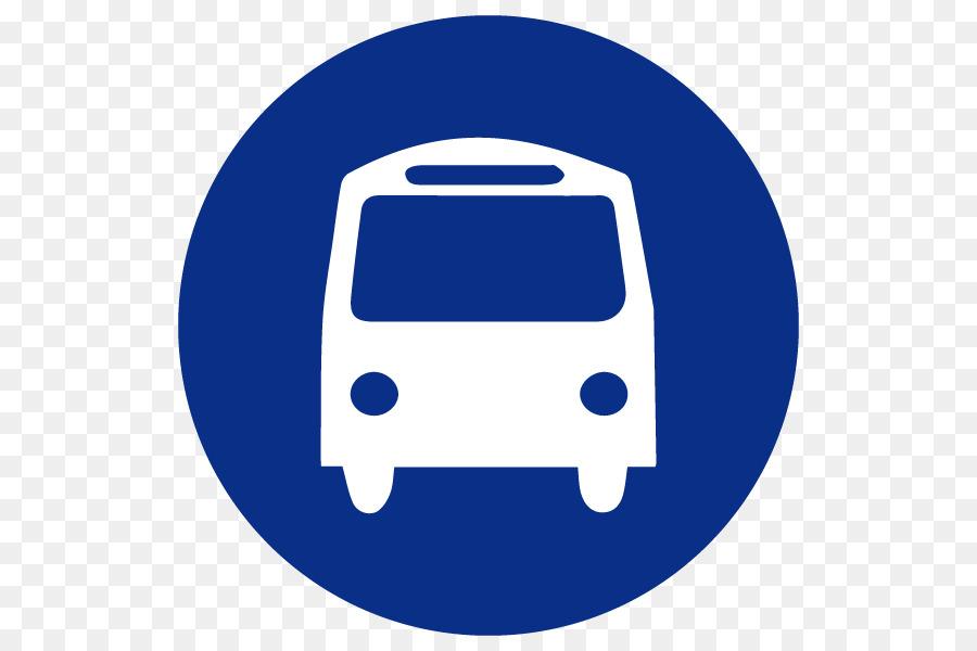 Bus Stop Icon clipart - Bus, Blue, Technology, transparent