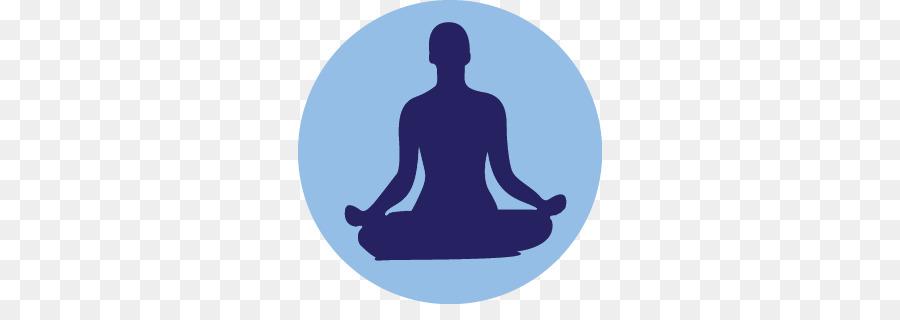 Yoga Cartoon Clipart Meditation Purple Hand Transparent Clip Art