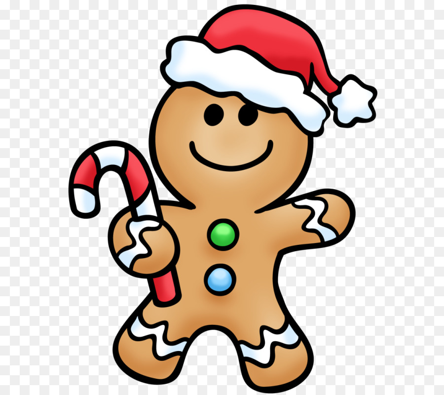 Christmas Gingerbread House Cartoon.Christmas Gingerbread Man Clipart Christmas Food
