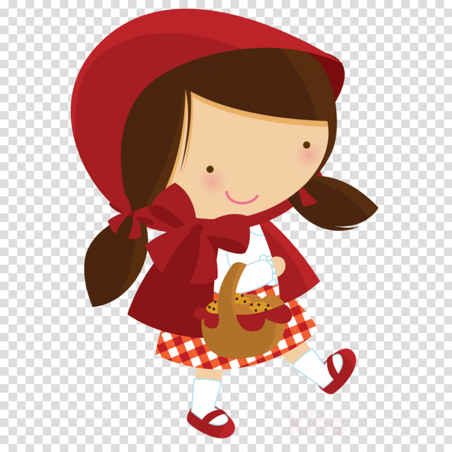 chapeuzinho vermelho png clipart Little Red Riding Hood Big Bad Wolf Grimms' Fairy Tales