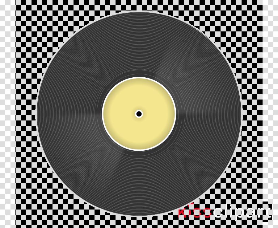 record button clipart Phonograph record Clip art