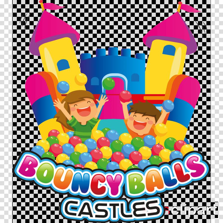 Bouncy Castle Clipart Free