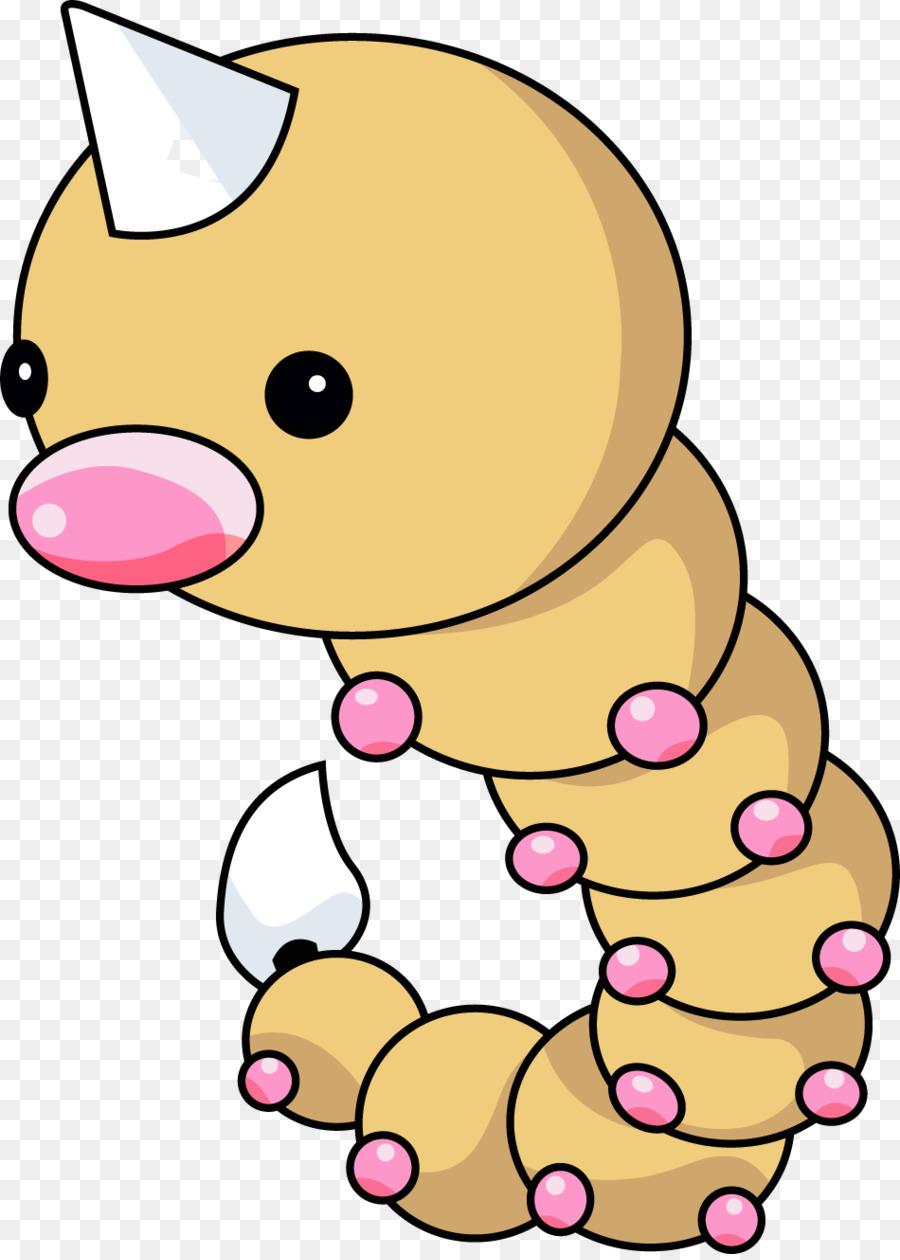 bug type pokemon names clipart Weedle Pokémon Ash Ketchum