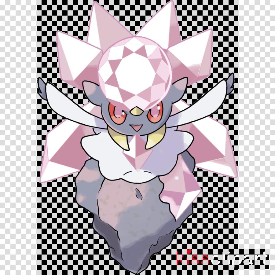 diancie png clipart Pokémon X and Y Pokémon Omega Ruby and Alpha Sapphire Diancie