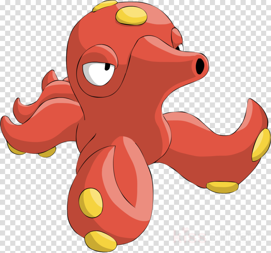pokemon octillery png clipart Pokémon Sun and Moon Octillery