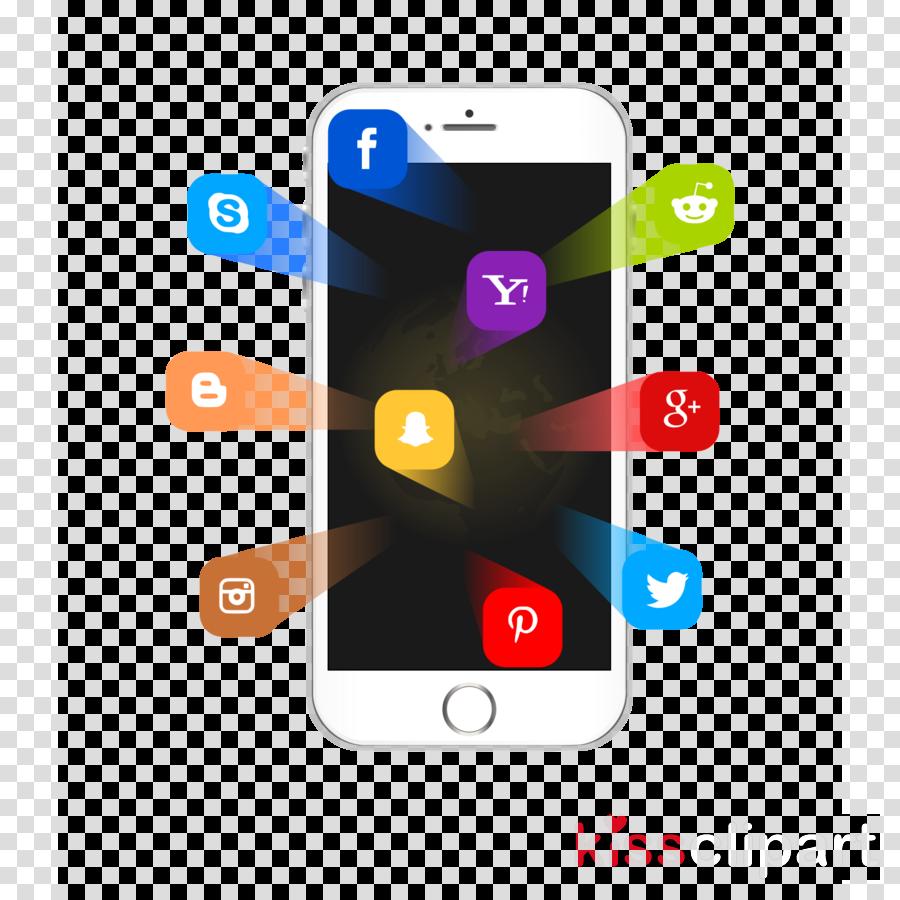 iphone social media png clipart Smartphone Feature phone Social media
