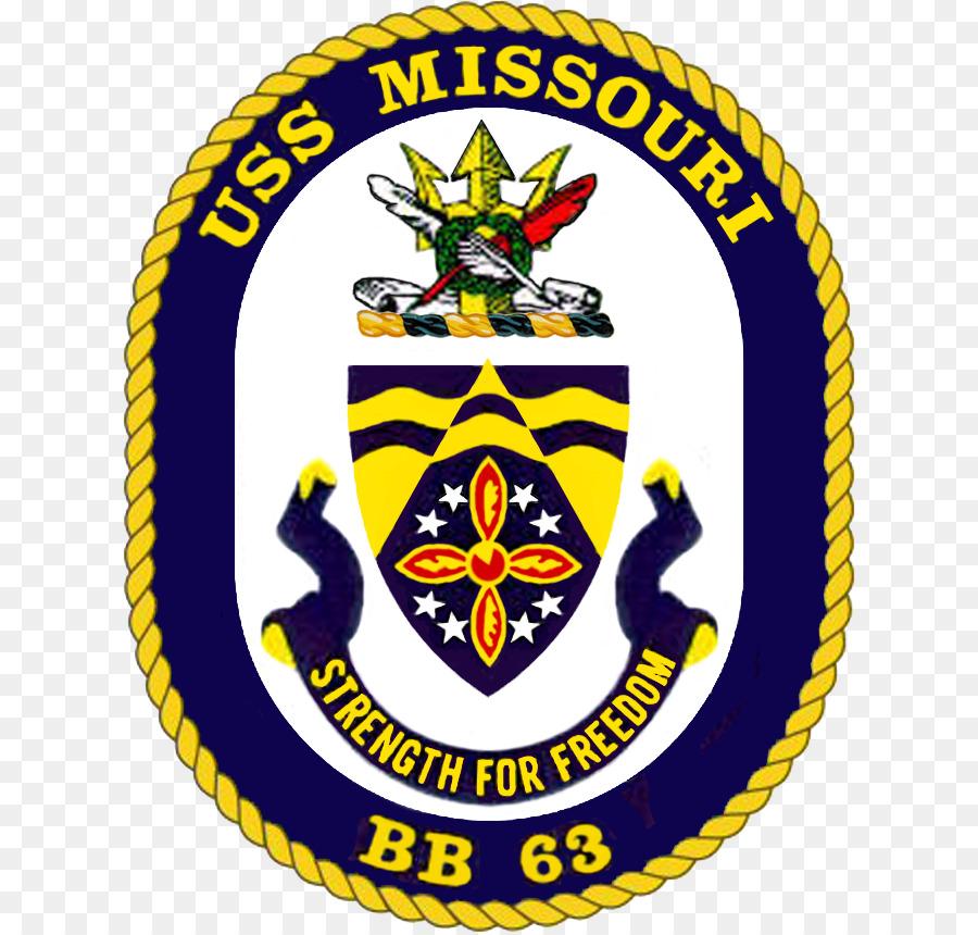 uss missouri emblem clipart USS Missouri (BB-63) Battleship clipart - Font, Product, Badge, transparent clip art