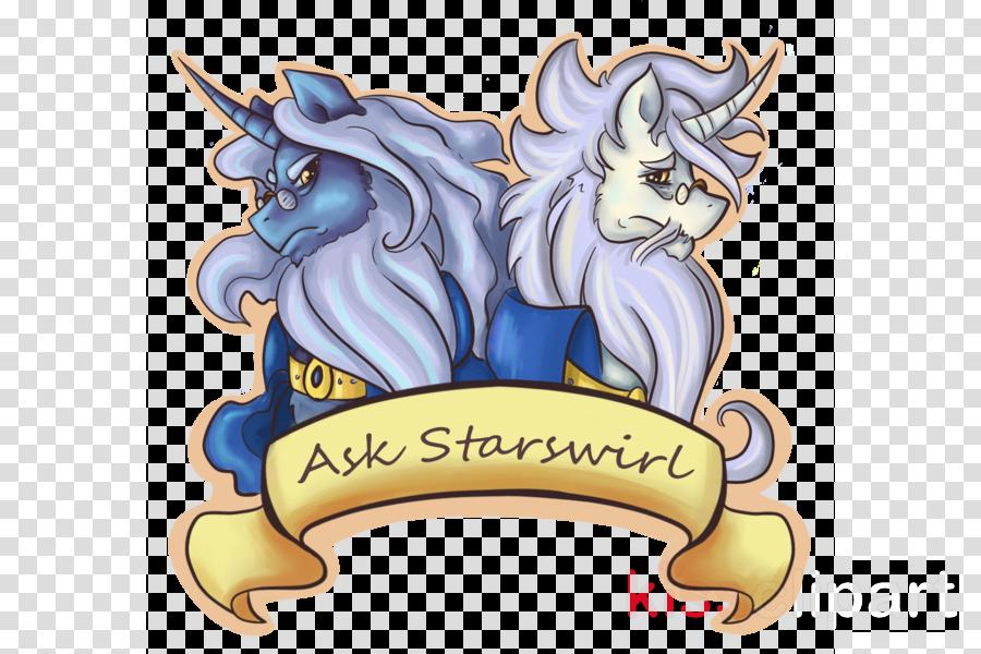 Star Swirl the Bearded clipart Horse Star Swirl the Bearded Pony