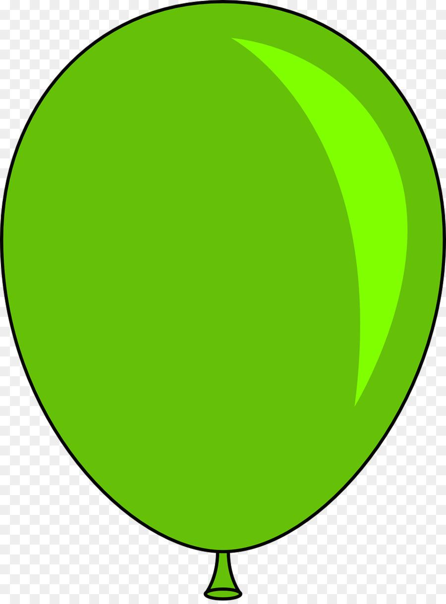 Birthday Balloon Cartoon