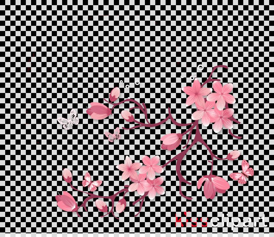 cherry tree branch free clipart National Cherry Blossom Festival