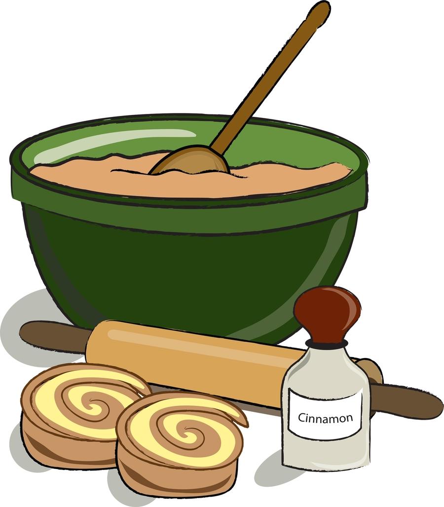 Free Baking Clipart Pancake Clip Art