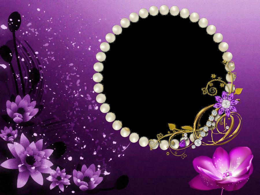 Wedding Love Background Clipart Wedding Purple Flower