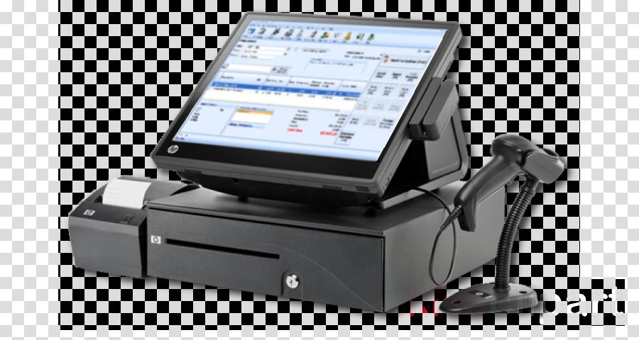 pos machine clipart Point of sale Aldelo, L.P. Retail