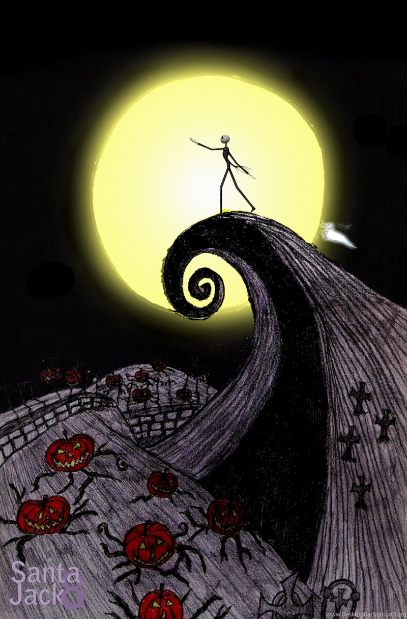 The Nightmare Before Christmas Clipart Drawing Art Sketch