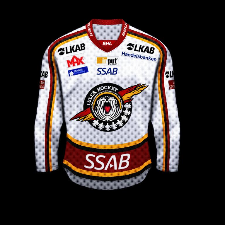 luleå hf clipart Sports Fan Jersey Luleå HF