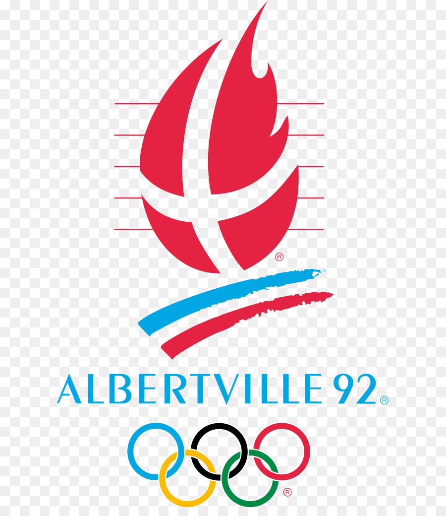 1992 winter olympics clipart 1992 Winter Olympics 1960 Winter Olympics Olympic Games