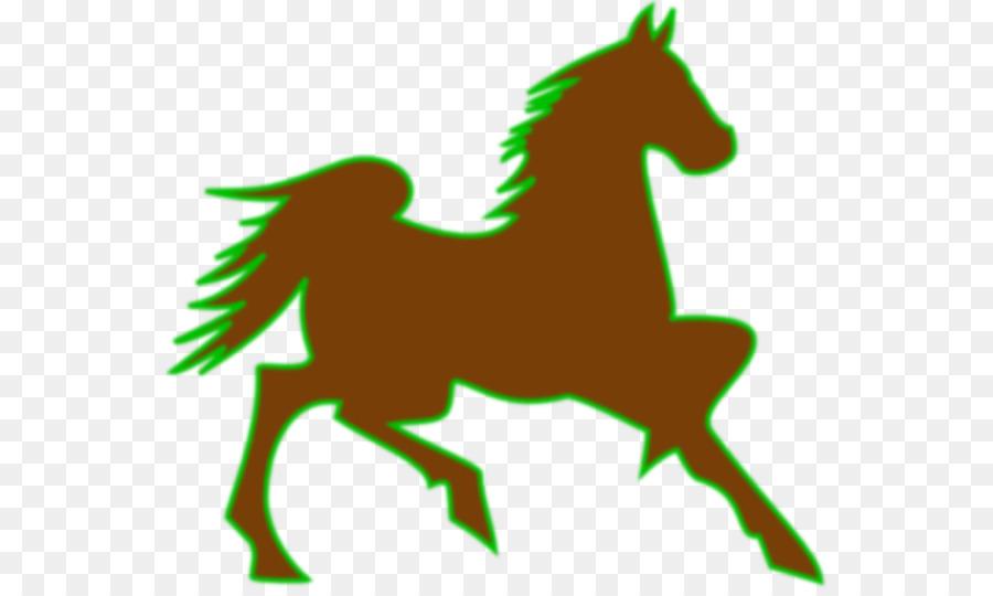 horse png logo clipart Mustang American Quarter Horse Arabian horse