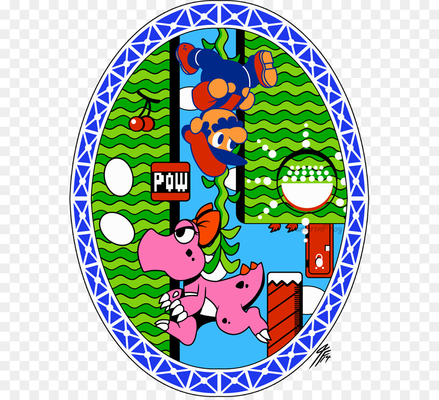 Super Mario Bros 2 Font