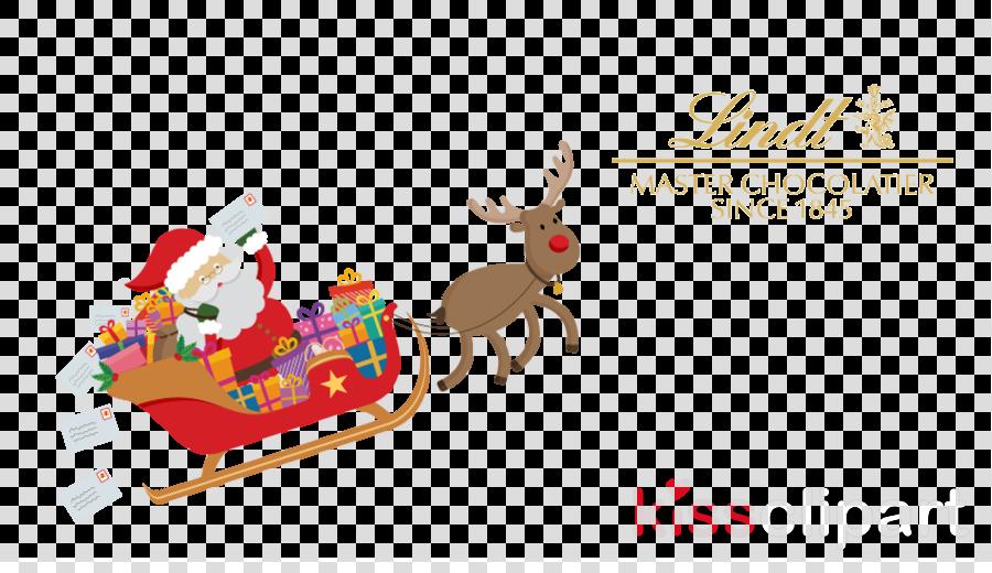 Christmas Day clipart Reindeer Santa Claus Christmas ornament