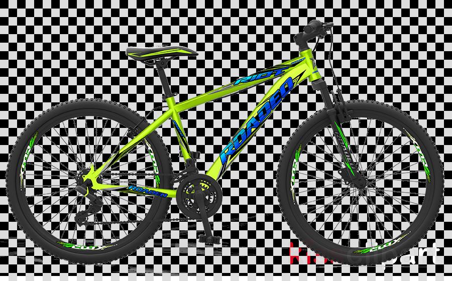 mountain bike clipart Mountain bike Bicycle Hardtail