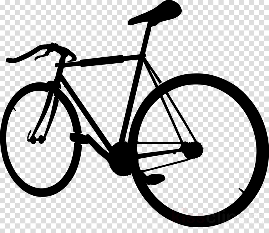 Bicycle clipart Fixed-gear bicycle Bicycle Frames
