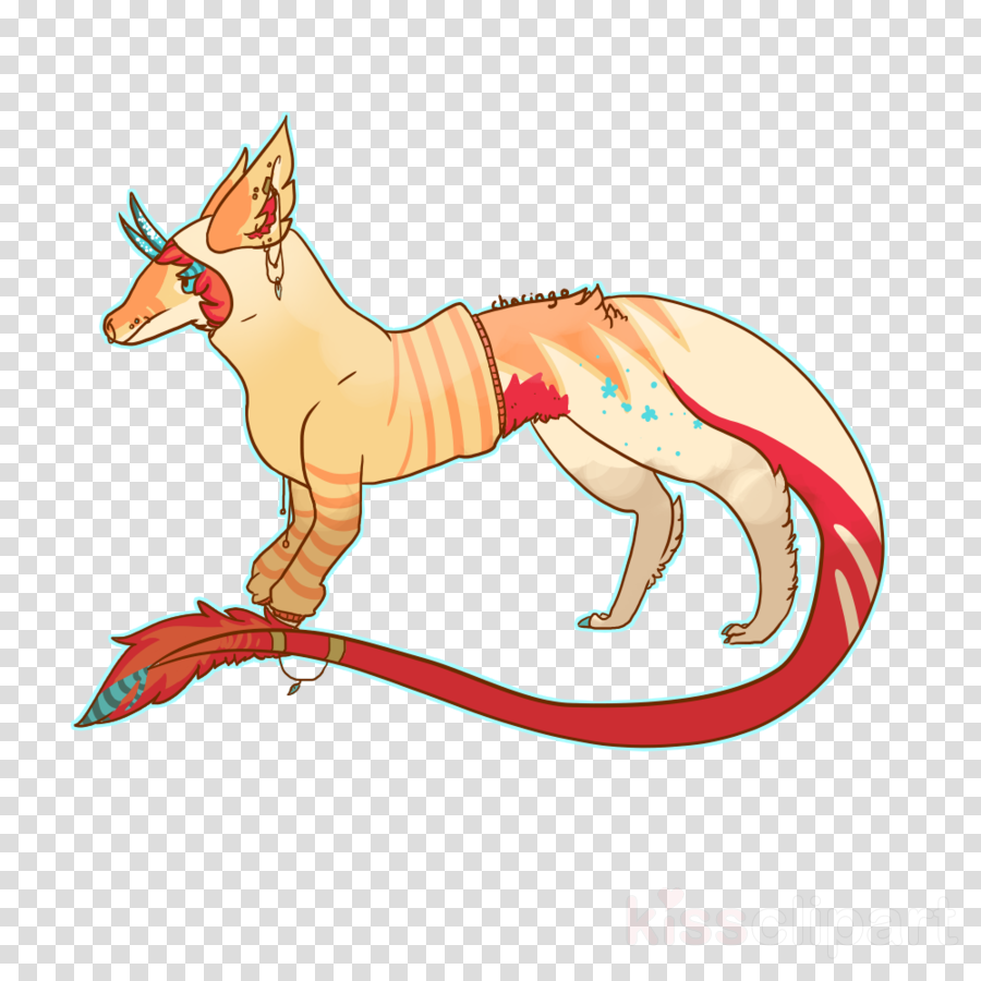 red fox clipart Red fox Dog