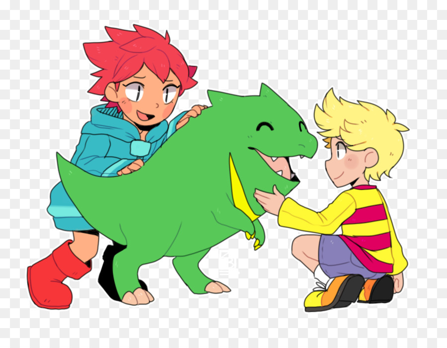 Mother 3 Lucas