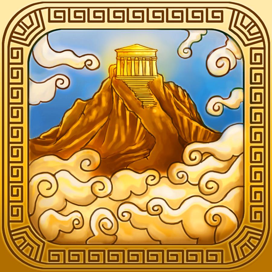 самых картинки богов горы олимпиада торт