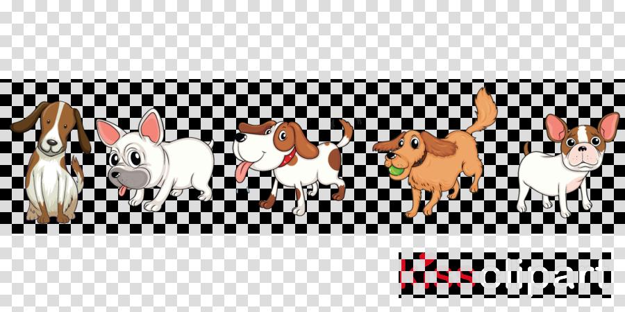 dog breeds cartoons clipart Puppy Dalmatian dog Bulldog