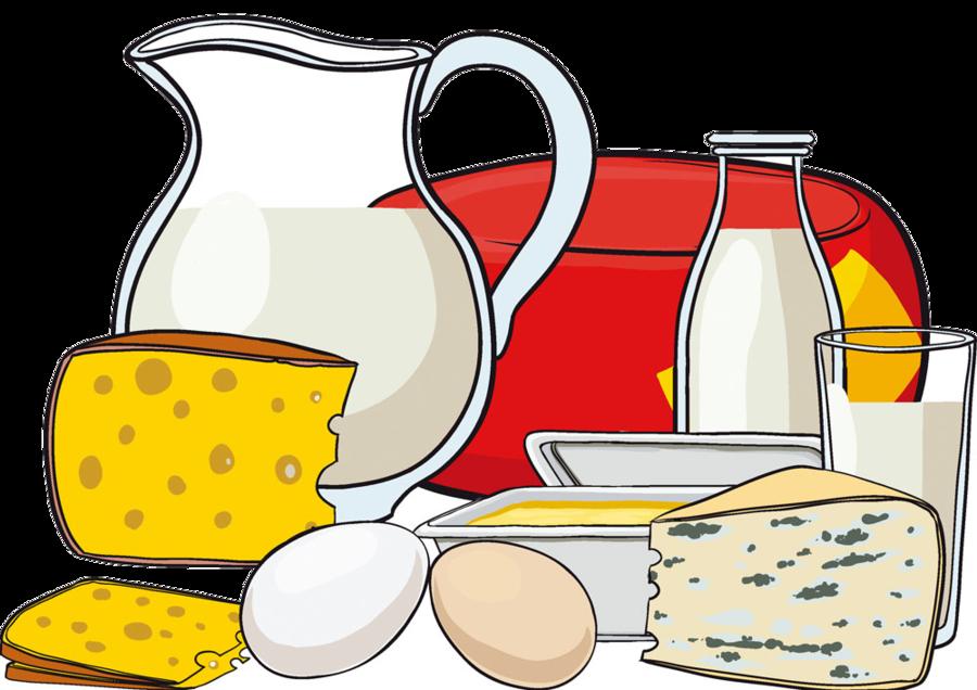Food Background clipart - Milk, Dairy, Illustration, transparent ...