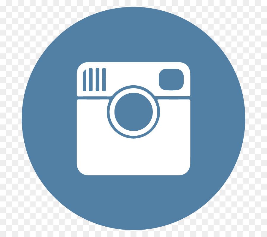 Instagram blue. Icon instagramtransparent png image