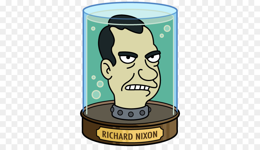 futurama richard nixon clipart Futurama Richard Nixon United States of America