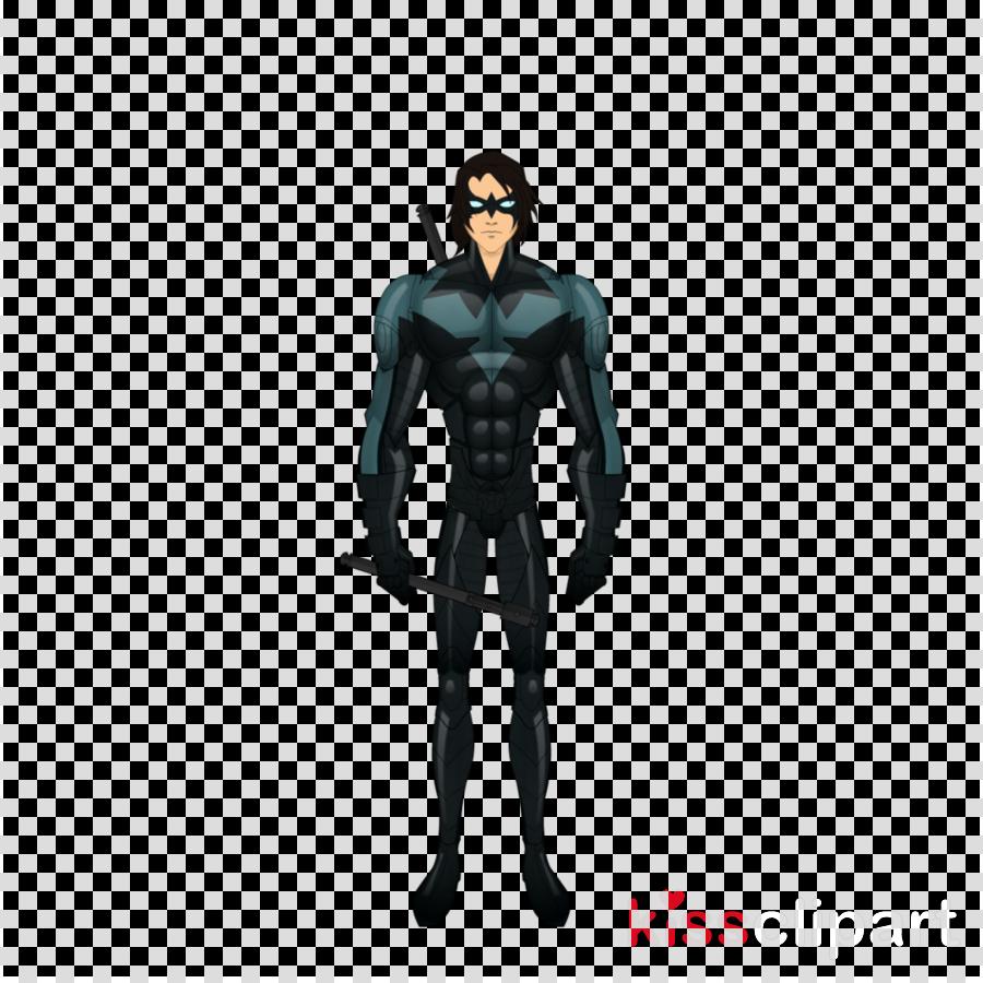 standing clipart Batman Cyborg Spectre