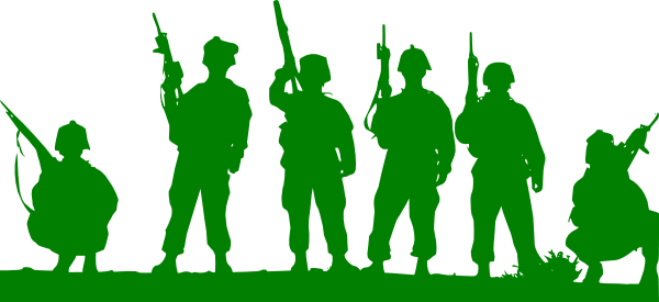 toy soldiers clipart Army men Toy soldier Clip art