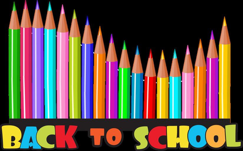 Back To School Color Pencil