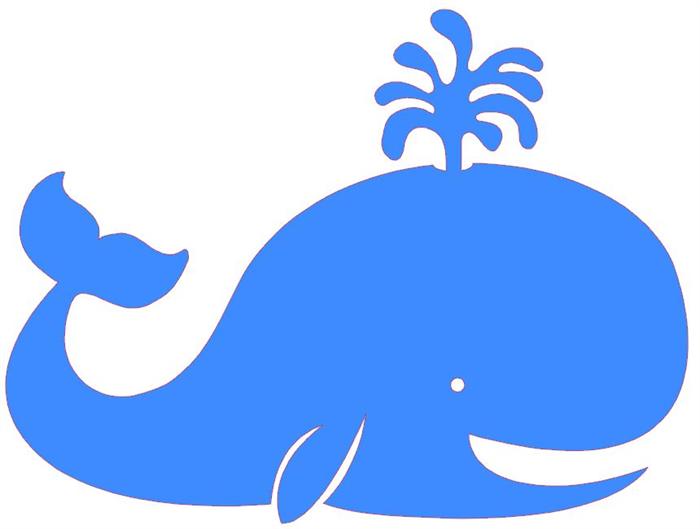Whale Cartoon