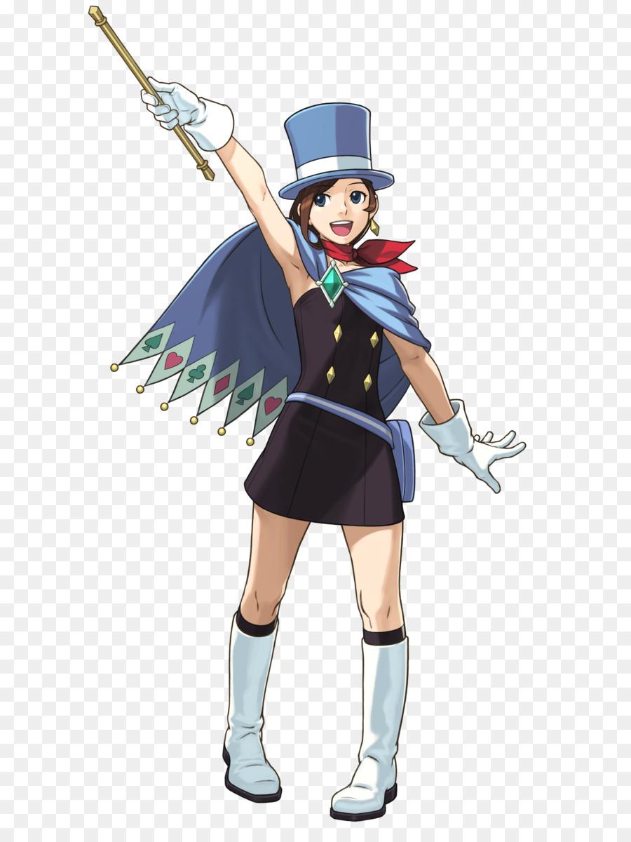 Magician Apollo Ace Attorney Clipart Apollo Justice Ace Attorney
