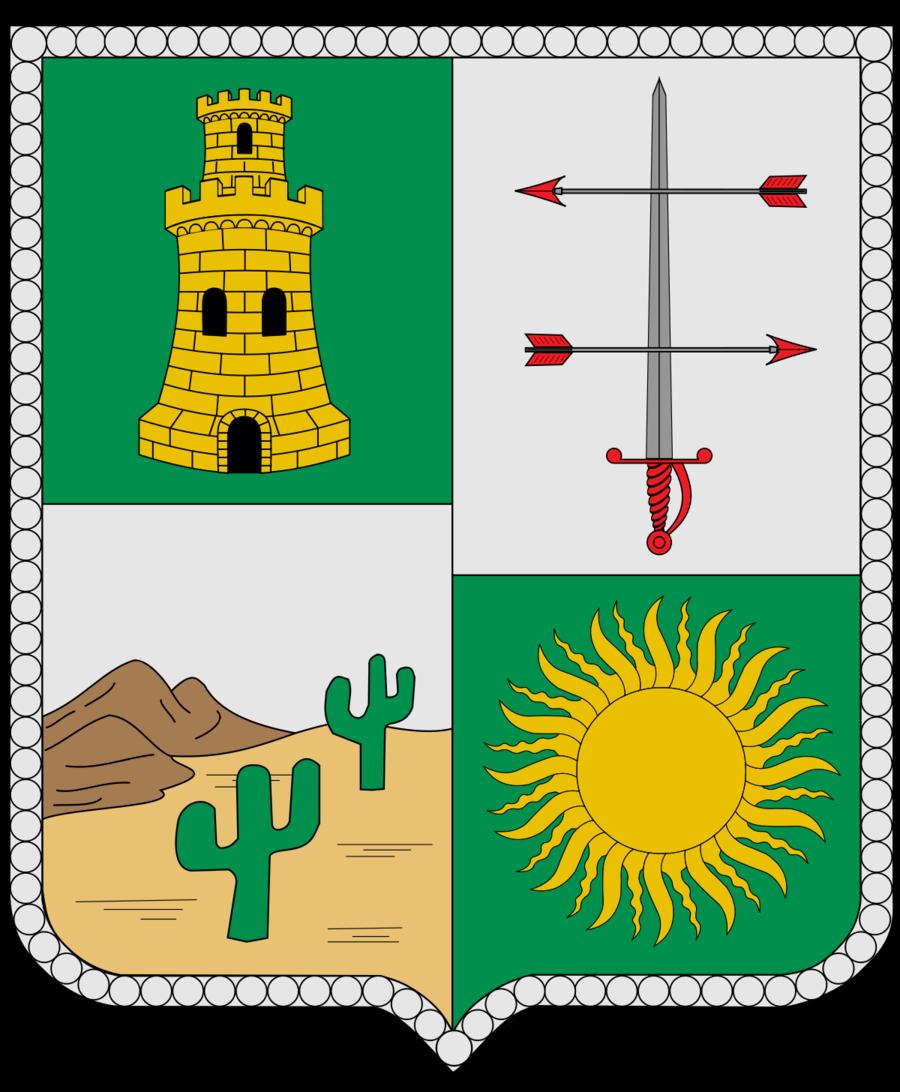 escudo de la guajira clipart Guajira Peninsula La Guajira Desert Departments of Colombia