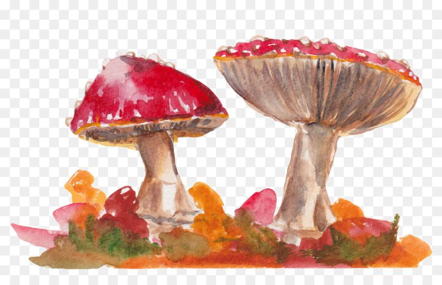 Watercolor Cartoon