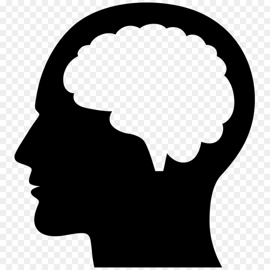 brain outline clipart brain head silhouette transparent clip art brain outline clipart brain head