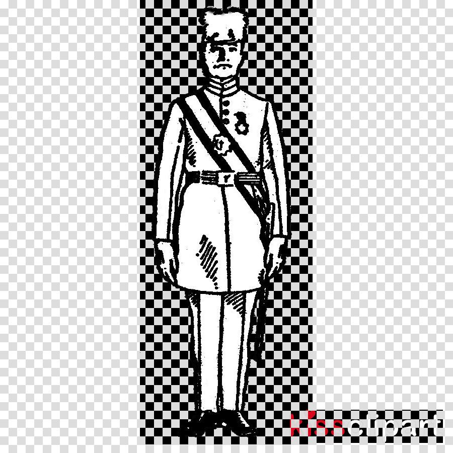 standing clipart Wiki Dress Black & White M Fashion design