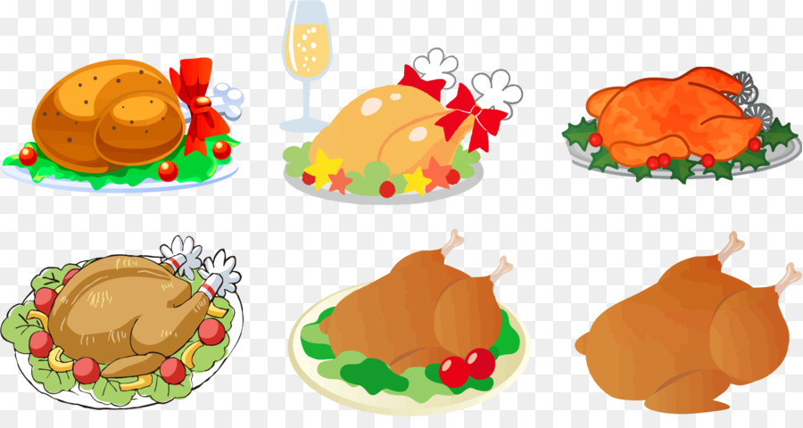 Turkey Thanksgiving Cartoon Clipart Turkey Dinner