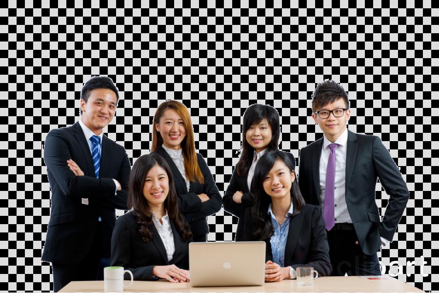 business team png clipart Business Management