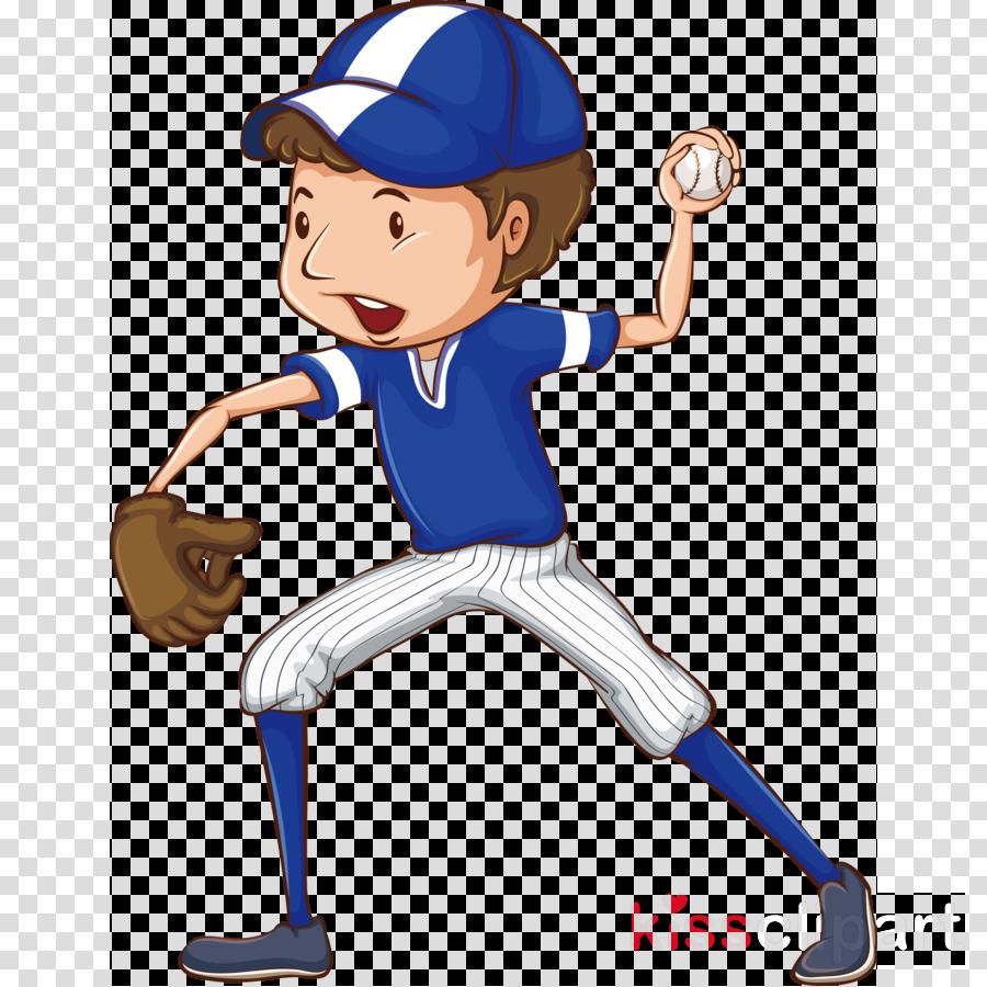 baseball player clipart Baseball Clip art