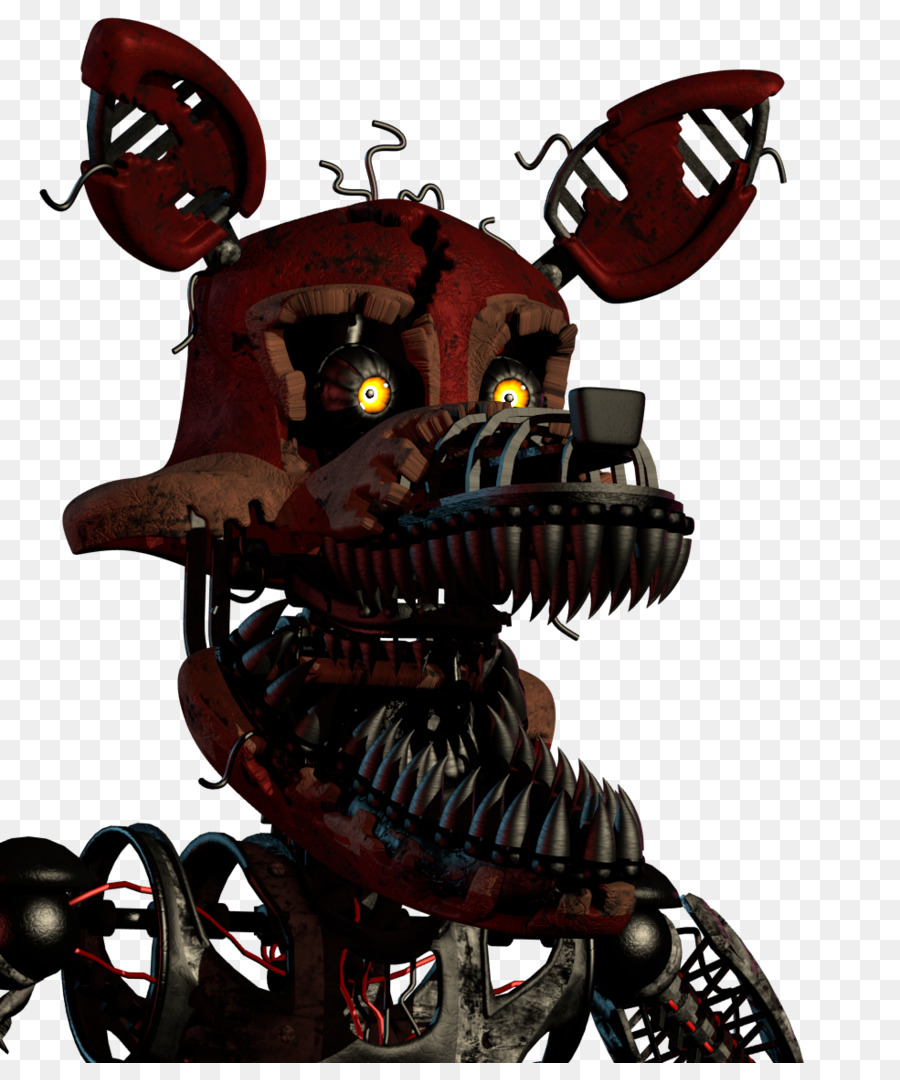 nightmare foxy clipart Five Nights at Freddy's 4 Five Nights at Freddy's 3 Five Nights at Freddy's 2